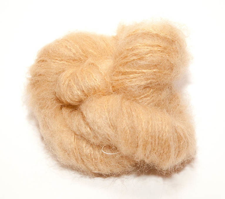 DollyMo WEFT Mohair Strawberry Blonde 2002 OP= OP!!