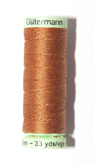 Gütermann Extra Strong Thread 30 meters Brown no. 448