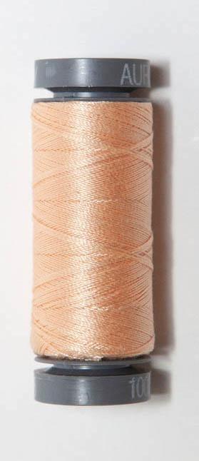 """Aurifil Cotton MAKO NE 28  no. 2205 """"Apricot"""" New!"""