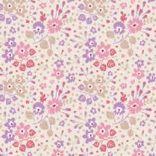 Tilda Plum Garden Wildflower Confetti Sand New!