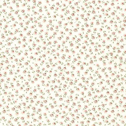 Sevenberry Petite Fleurs Ivory 6100D3-5