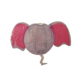Japanse Papieren Ballon: Olifant