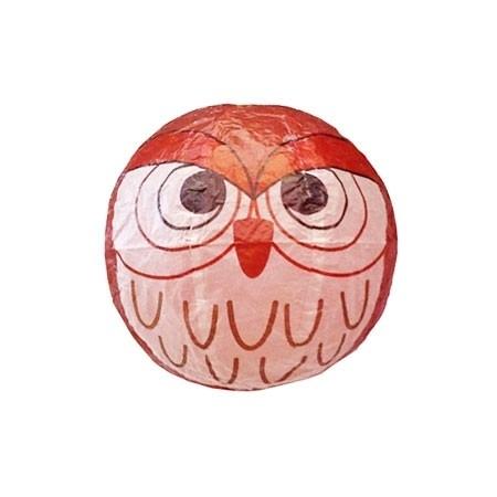 Japanse Papieren Ballon: Uil