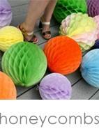 honeycomb bollen