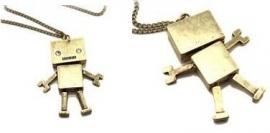 Halsketting Robot