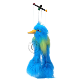 Marionet Little Blue Bird (small)