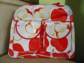 Verzorgingstas Kitsch Kitchen Rode appels