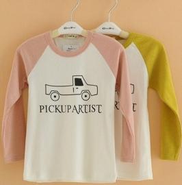 T-shirt Pickup Artist - Verkrijgbaar in 2 kleuren