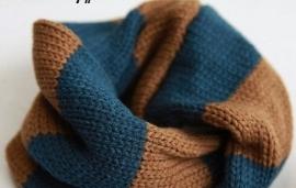 cirkel-sjaal Verkrijgbaar in verschillende kleuren