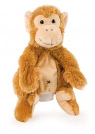 Handpopje aap - Handpuppet monkey