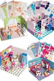 Poppy`s speelhuis!