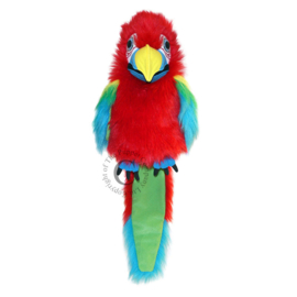 Amazon Macaw Handpop