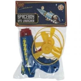 Spaceboy UFO lanceerder!