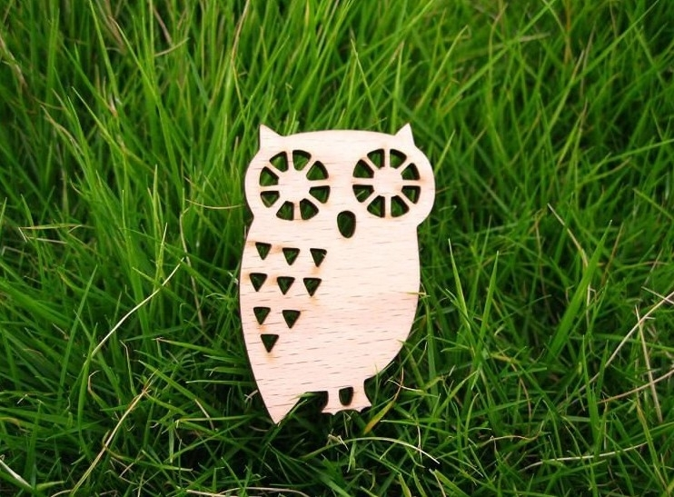 Broche Uil
