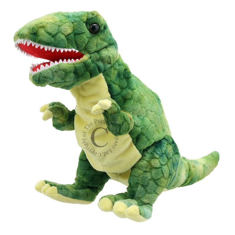 Baby T-Rex dinosaurus handpop