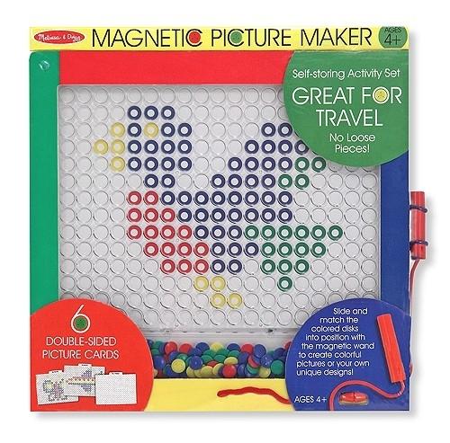 Magnetische tekeningen maken