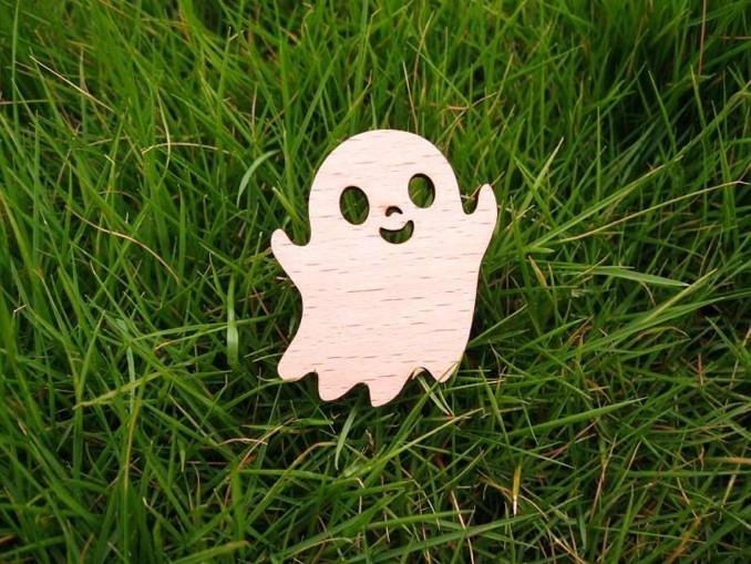 Broche : spook