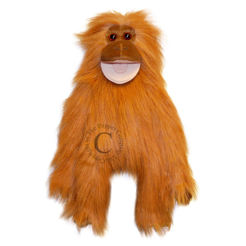 Funky Monkey Oerang oetan handpop