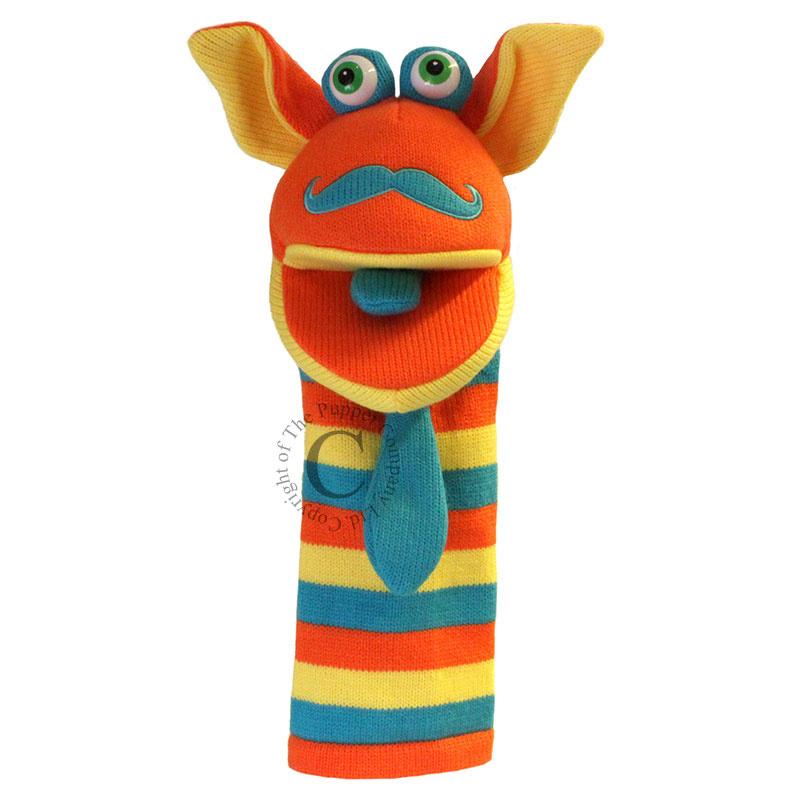 Sockette Mango handpop