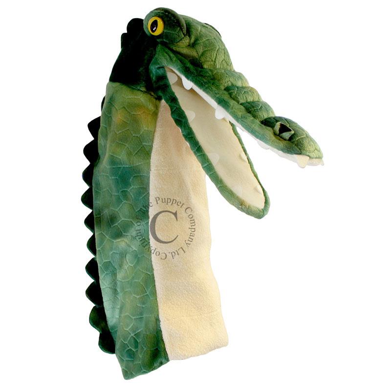 Krokodil Long-sleeved handpop