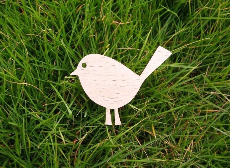 Broche Vogel