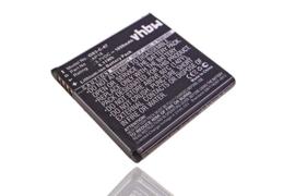 VHBW Accu Batterij voor Acer Liquid E1 - 1650mAh 3,7V