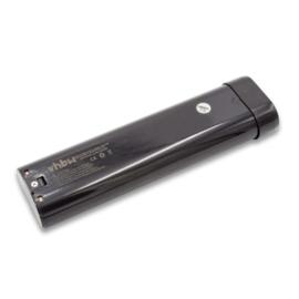 VHBW 9.6V Staaf Accu Batterij Makita 9000 9033 e.a. - 2100mAh
