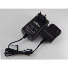 Compacte Oplader Adapter voor 14.4V Makita Schuif Accu