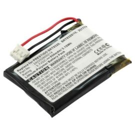 Originele OTB Accu Batterij Philips Prestigo SRT9320 -  850mAh