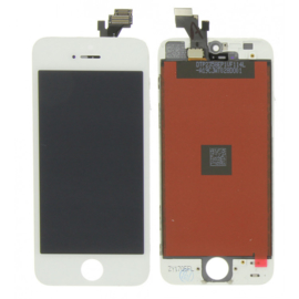 LCD + Touchscreen voor Apple IPhone 5 / 5G - Wit
