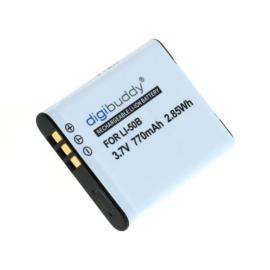 Digibuddy Accu Batterij Olympus Li-50B / Casio NP-150 e.a.