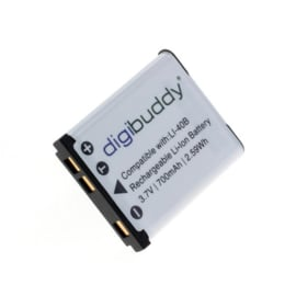 Digibuddy Accu Batterij Traveler Super Slim XS80