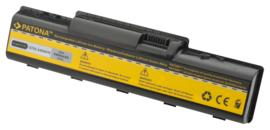Patona Accu Batterij voor Packard Bell EasyNote TJ61 - 4400mAh 11.1V