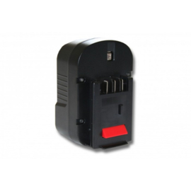 VHBW Accu Batterij Black & Decker Firstrom FS140BX - 14,4V 3000mAh