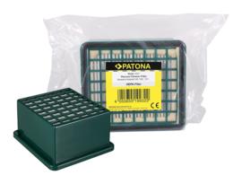 PATONA Hepa filtersysteem pollenfilter voor Vorwerk Kobold VK130 VK131