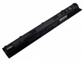 Power Accu Batterij HP 800049–001 / 800009 - 2200mAh 14.8V Zwart