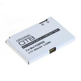 Accu Batterij Motorola Razr V3 e.a. BR50 - 600mAh