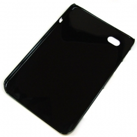 Hardcase voor Samsung Galaxy Tab / P1000 Zwart OP=OP