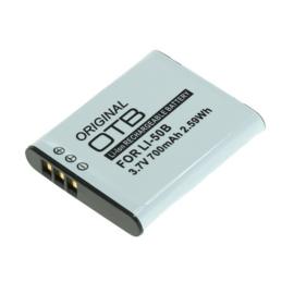 Original OTB Accu Batterij Olympus LI-50B - 700mAh