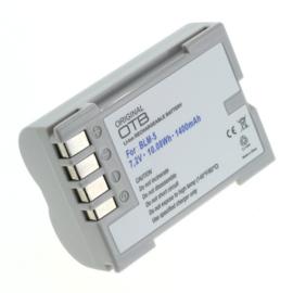 Originele OTB Accu Batterij Olympus BLM-5 - 1400mAh 7.2V
