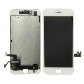 LCD + Touchscreen voor Apple IPhone 8 - Wit