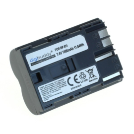 Digibuddy Accu Batterij Cameron Sino CS-BP512MX - 1600mAh 7.4V