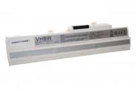 VHBW Accu Batterij LG X110 Serie - Wit 4400mAh 11.1V