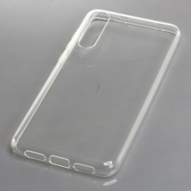 OTB TPU Case voor Huawei P20 Pro  - Vol Transparant