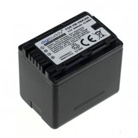 Digibuddy Accu Batterij Panasonic VW-VBK360 - 3400mAh 3.7V 12.58Wh