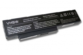 Originele VHBW Accu Batterij SQU-809-F01 - 11,1V 4400mAh