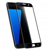 Full Cover Glass Samsung Galaxy S8 - Zwart