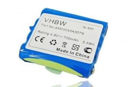 Accu Batterij PB-G8 (Alan, Midland, Reer) - NiMH 700mAh