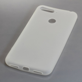TPU Case voor Huawei Y6 2018 - Transparant