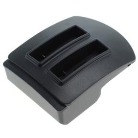 Duo Laadplaatje 5101 5401 voor Rollei S50 / Rollei 103-004